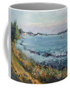 Early Evening At Gratwick Waterfront Park Coffee Mug