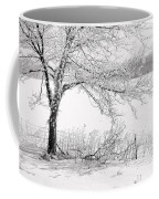 Early Frost Coffee Mug