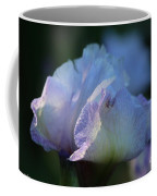 Early Iris Sunshine Coffee Mug