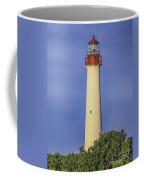Early Light At Cape May Lighthouse Coffee Mug