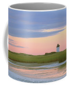 Early Light At Wood End Light Coffee Mug by Roupen  Baker