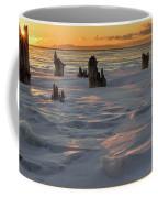 Early March Sleeping Giant Sunrize Coffee Mug