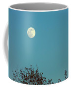 Early May Full Moon Coffee Mug