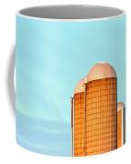Early Monring Silos Coffee Mug