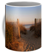 Early Morning At Myrtle Beach Sc Coffee Mug