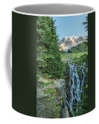 Early Morning At Myrtle Falls Coffee Mug