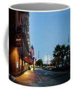 Early Morning At The Bohemian Hotel Coffee Mug
