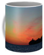 Early Morning Clouds  Coffee Mug