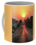 Early Morning Commute Coffee Mug