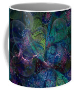 Early Morning Dew Sparkles Coffee Mug