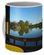 Early Morning In Lakes Park Fort Myers  Coffee Mug