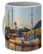 Early Morning In The Harbor Coffee Mug