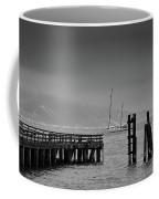 Early Morning Fog In The San Francisco Bay Coffee Mug