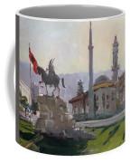 Early Morning In Tirana Coffee Mug