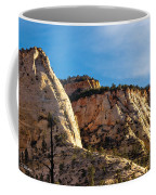 Early Morning In Zion Canyon Coffee Mug