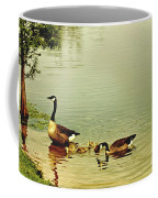 Early Morning Lessons Coffee Mug