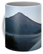 Early Morning Mist Lake Atitlan Guatemala Coffee Mug