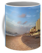 Early Morning On Daytona Beach Coffee Mug