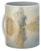 Early Morning On The Seine At Giverny Coffee Mug