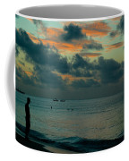 Early Morning Sea Coffee Mug