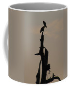 Early Morning Silhouette Coffee Mug
