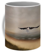 Early Morning Takeoff Coffee Mug by Kim Hojnacki