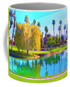 Early Morning Tee Time Coffee Mug