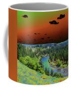 Early Morning Thoughts Coffee Mug