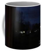 Early Morning To Milk The Cowa Coffee Mug