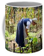 Early Settler Farming Coffee Mug