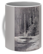 Early Spring Backwoods 1884 Alexey Kondratievich Savrasov Coffee Mug