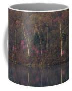 Early Spring Lake Shore Coffee Mug