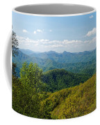 Early Spring On The Blue Ridge Parkway Coffee Mug