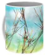 Early Spring Twigs Coffee Mug
