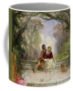 Early Summer Coffee Mug by Alfred Woolmer