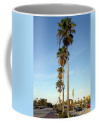 Early Sunday Morning In Daytona Beach  Coffee Mug