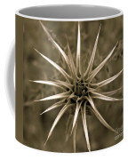 Early Thistle Coffee Mug
