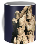 Early Washington Mornings - Team Iwo Jima Coffee Mug