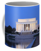 Early Washington Mornings - The Lincoln Memorial Coffee Mug