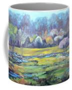 Early Wet Spring Coffee Mug