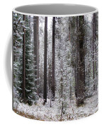 Early Winter Coffee Mug