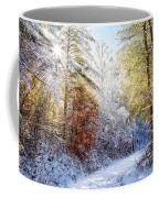 Early Winter's Walk Coffee Mug
