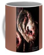 Ears And Meat Hooks  Coffee Mug