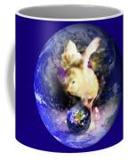 Earth Chick Coffee Mug