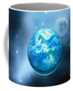 Earth Coffee Mug by Corey Ford