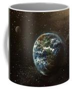 Earth From Above  Coffee Mug