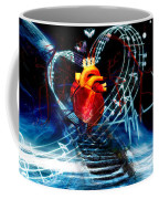 Earth Heart Coffee Mug