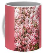 Earth Tones Apple Blossoms  Coffee Mug