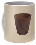 Earthenware Bowl Coffee Mug