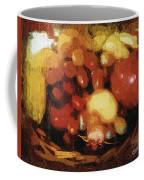 Earthtone Fruit Fresco Coffee Mug
